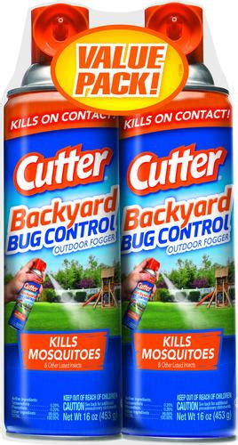 Cutter Backyard Bug Review by Cutter 174 Backyard Bug Fogger Pack At Menards 174