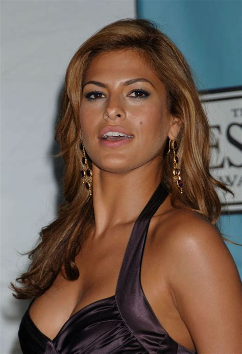 Eva Mendes Espy Awards Press Room Kodak Theatre