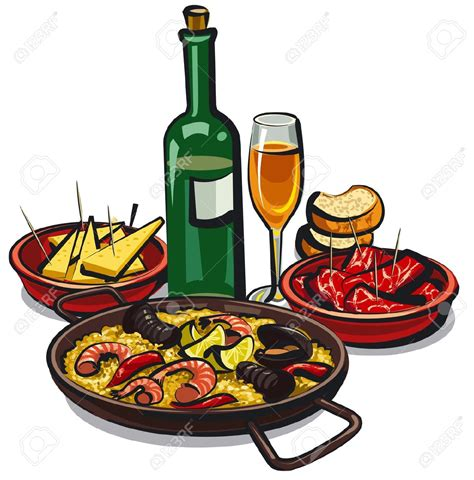 clipart cuisine image gallery hispanic food