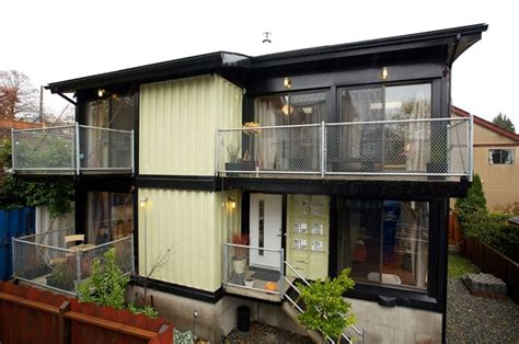 Container Homes Designs And Plans In Cargo Container Homes