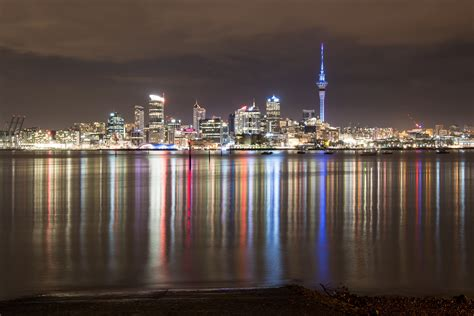 photo    auckland city hd wallpaper
