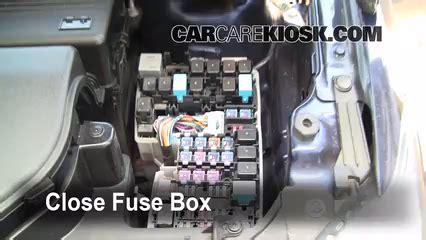 2008 Mazda 3 Fuse Box Location by Replace A Fuse 2006 2010 Mazda 5 2009 Mazda 5 Sport 2