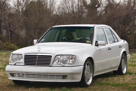 1994 Mercedes Benz E500 For Sale On Bat Auctions Sold