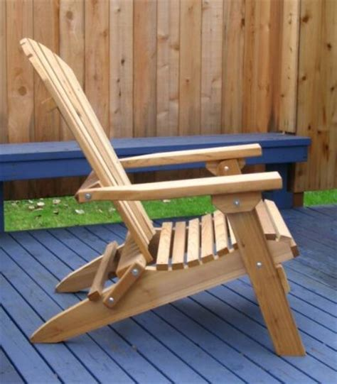 folding cedar adirondack chair amish crafted chairs