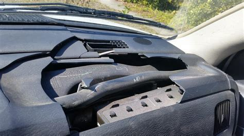 dodge ram  cracks  dashboard  complaints