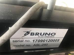 Lift Bruno Asl-250
