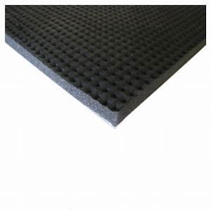 Plaque Mousse Polyuréthane : insonorisant en mousse polyurethane en plaque adhesive ~ Melissatoandfro.com Idées de Décoration