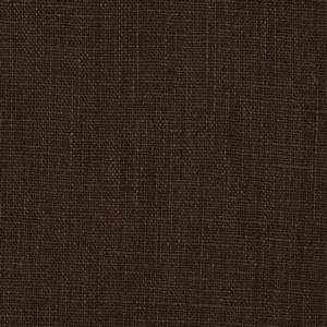 European 100% Washed Linen Bayou Brown - Discount Designer