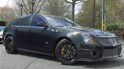 cadillac cts  sport wagon  ebay gm authority