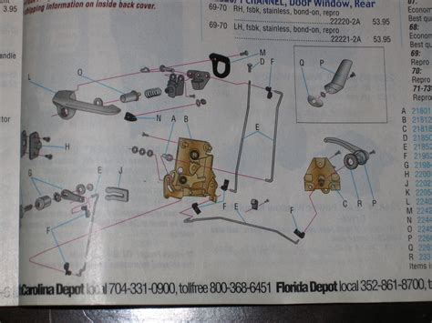 67 Mustang Coupe Window Diagram by 1965 Mustang Need To Remove The Door Glass To Get To