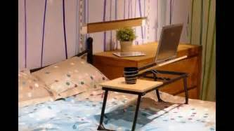 Desk For Bed by Laptop Desk For Bed Portable Folding Table For Laptop
