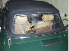 Convertible Window Replacement