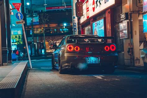 Nissan gtr nismo gtr r34 nissan gtr skyline japan cars white aesthetic car manufacturers godzilla this hd wallpaper is about nissan skyline gt r r34 nissan car, mode of transportation, original wallpaper. Car spottin' in Tokyo might just be the best game in the world. What's your favourite? Photos b ...