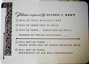 10 hilarious rsvp cards oddee for Funny wedding invitations email