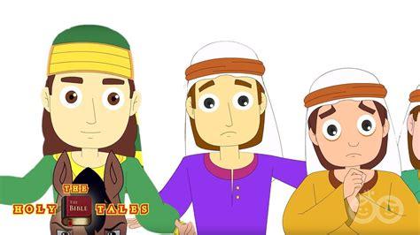 joseph sees his family i stories of joseph i children s 683 | maxresdefault