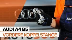 Audi A4 B5 Bremsleitung Vorne : audi a4 b5 koppelstange vorne wechseln mechaniker24 ~ Jslefanu.com Haus und Dekorationen