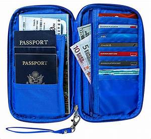 top 10 best rfid passport holder cover case wallet for With passport travel document case