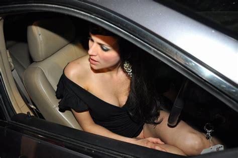 Uncensored Pic Of Yana Gupt(yana Gupta), Shamita Shetty