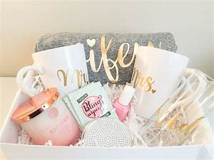 bridal gift basket bride to be gifts custom gift basket With gift for wedding shower