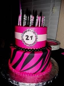 21st birthday cake on Tumblr