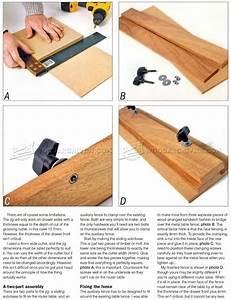 Drawer Lock Joint Jig • WoodArchivist