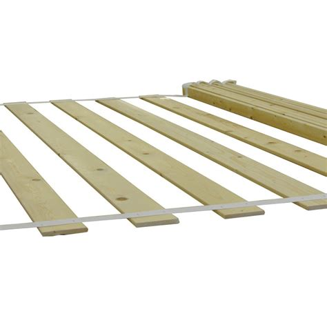 size bunkie board king replacement pine bed slats 6ft