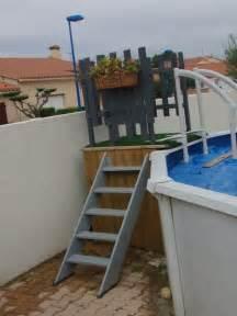 Escalier De Piscine Hors Sol Occasion escalier piscine clasf