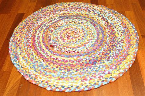 stark sisal rug rund teppich 120 cm san francisco pastell