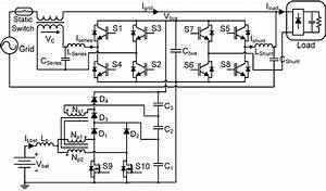 Circuit Schematic Of The Series