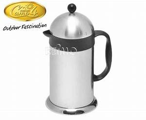 French Press Kaffeepulver : french press kaffeebereiter cafeterie silber 1 0 liter edelstahl 922210 ~ Orissabook.com Haus und Dekorationen