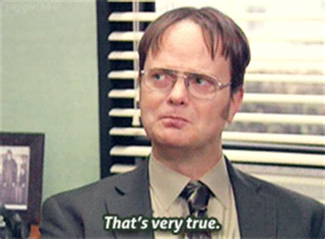 Dwight Standing Desk Gif by The Facts About Standing Gamer Desks Evodesk