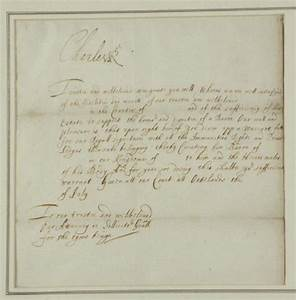 king charles i beautiful signed document framed with lovely With documents by charles