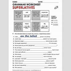 English Grammar Superlative Adjectives Wwwallthingsgrammarcomsuperlativeshtml  Cycling Tips