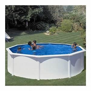 Sable Piscine Hors Sol : piscine hors sol fidji gre diam 350 cm h120 filtre sable ~ Farleysfitness.com Idées de Décoration