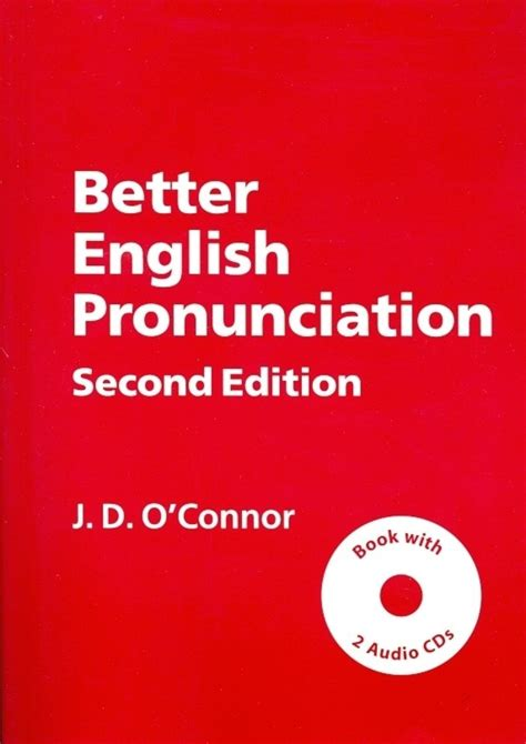 Better English Pronunciation (with 2 Audio Cds) 2nd