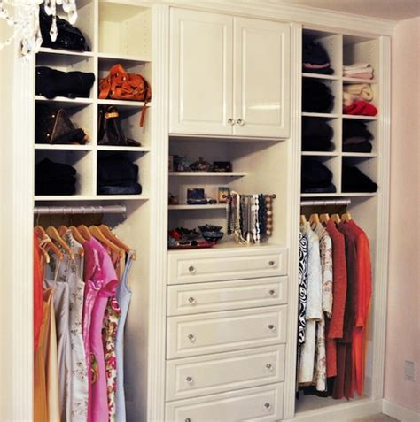 walk in closet ideas for small closets