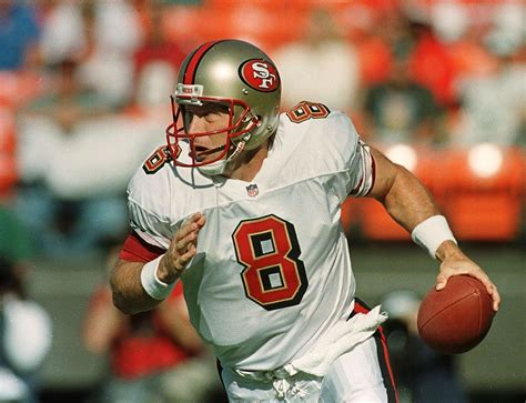 steve young   earning millions   usfl