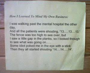 Funny Hospital ... Funny Mental Hospital Quotes