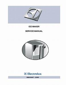 Electrolux Ice Maker Service Manual Download  Schematics
