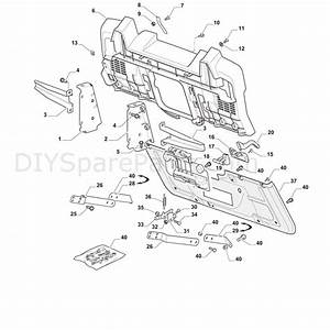 Mountfield 1430h  2012  Parts Diagram  Page 2