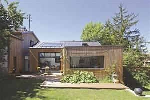Connaitre Orientation Maison : extension bois maison les r gles conna tre maison ~ Premium-room.com Idées de Décoration