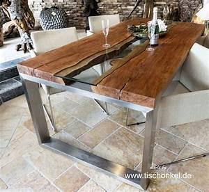 Esstisch Aus Holz : design esstisch aus holz der tischonkel ~ Frokenaadalensverden.com Haus und Dekorationen