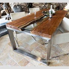Design Esstisch Aus Holz  Der Tischonkel