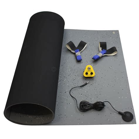 anti static floor mat anti static noshock mat esd grounding floor mat kit pc
