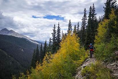 Trail Colorado Bikepacking Map