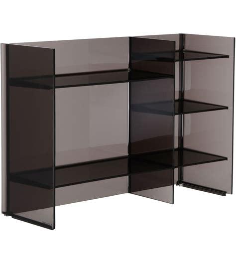 kartell sound rack bookcase milia shop