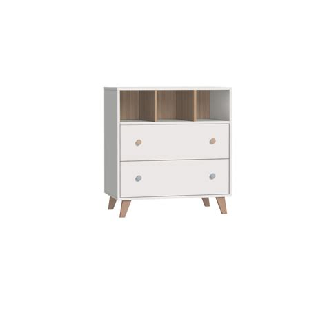 Commode Bebe by Commode B 233 B 233 Pepper Blanche Achat Vente Mobilier 224