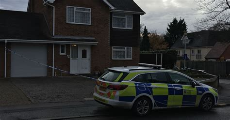 Video Shows Police Presence At Chelmsford Home Following