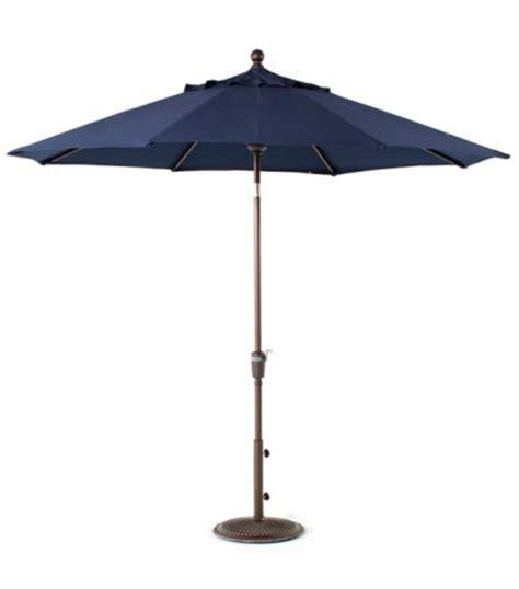 navy patio umbrella astonica 50140706 9ft navy blue
