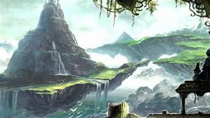 Trigger Chrono Rpg Bali Wallpapers Mountains Fantasy